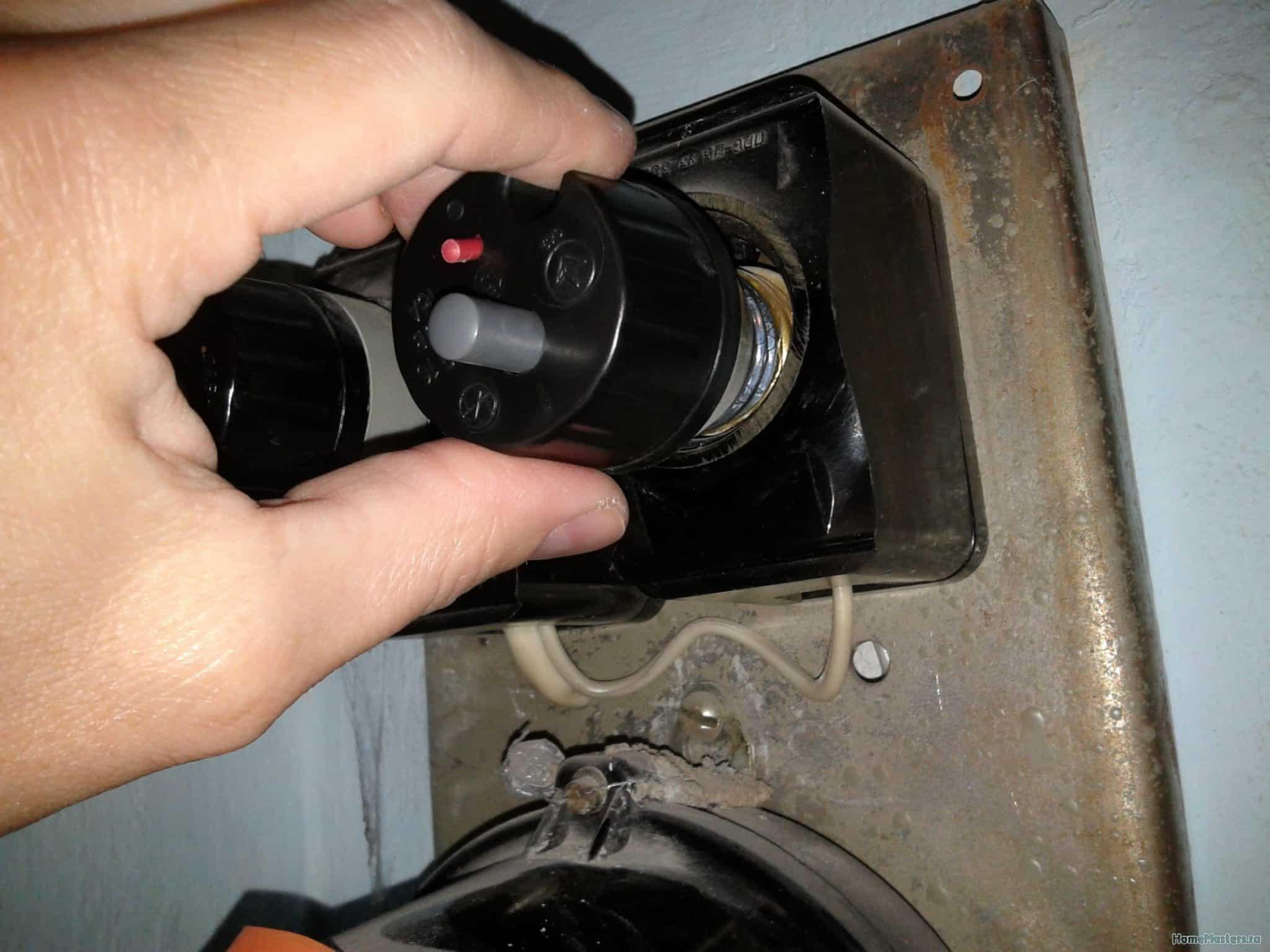 электрический счетчик с пробками