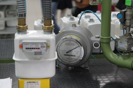 поверка счетчика газа