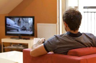 телевизор и его потребление э/э