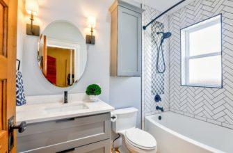 ванная комната и расход воды