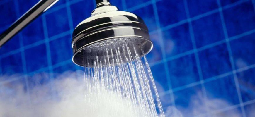 горячая вода температура подачи